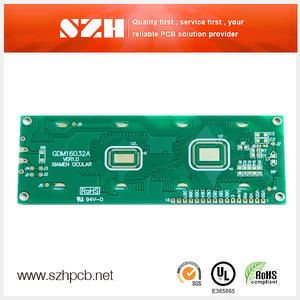 LCD Display Modules PCB Design and Fabrication