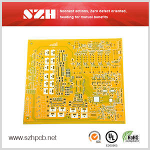 Beauty Equipment Medical Devices Double Sided PCB