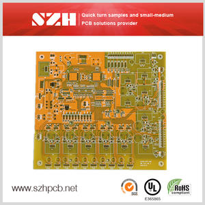 Body Building Machine Medical Devices FR4 PCB Board