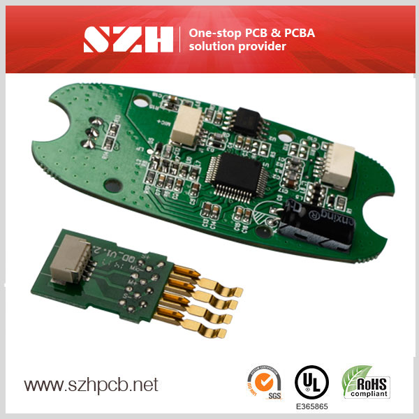USB Headphone PCBA Audio Amplifier Board