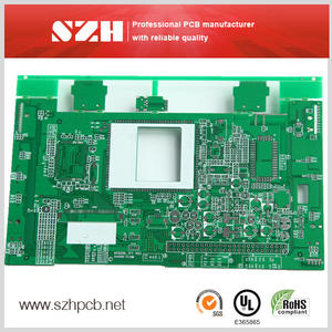Electronics Automobile Vehicle Car GPS Module PCB