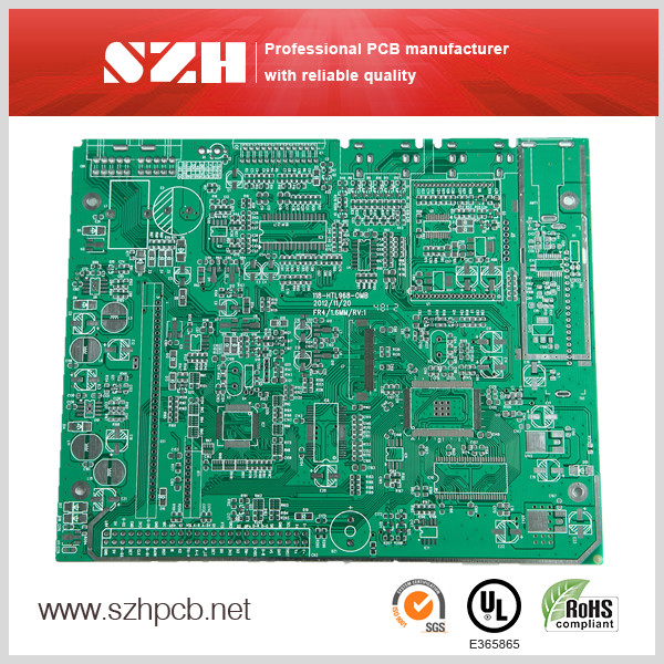 Electronique Automobile Vehicle GPS Navigator PCB