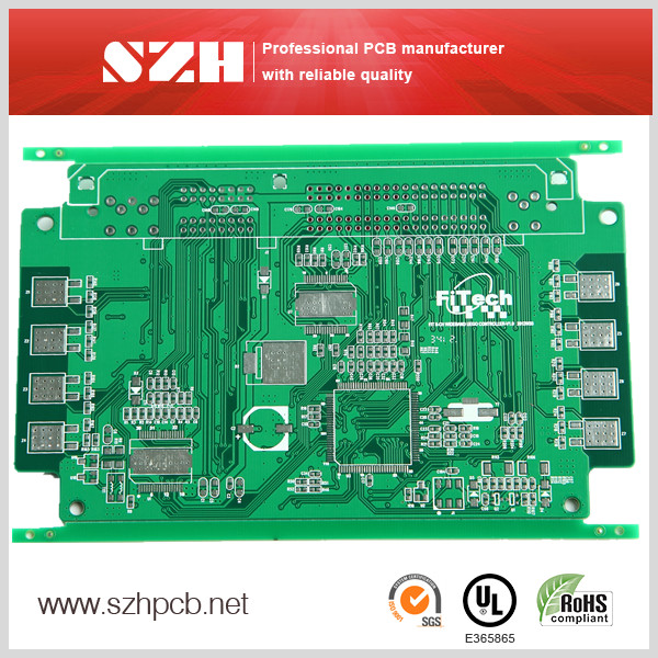 Positionnement de la navigation Automobile Electronics GPS PCB