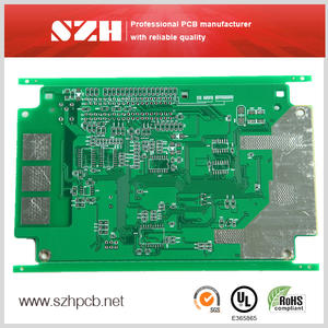 GPS Positioning Navigational Automobile Electronics PCB