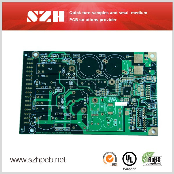 Factory Control Industrial Equipment Power Supply PCB