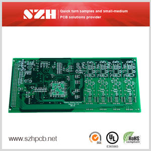 Factory Automation Industrial Control Power Supply PCB