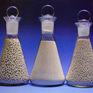 Insulating glass molecular sieve desiccant