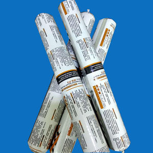 one part silicone sealants for bus, train, ship, window and door glass adhesive and sealant