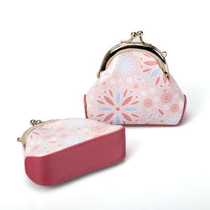 New Designed, Fashionable, Customized Coin Purses Perform Your Unique Taste.