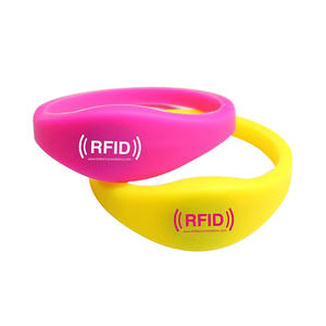 Brilliant Offers Wide Range Of Fully Custom RFID Bracelet With High Quality