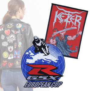 Buy Different Kinds Of Custom Jackets Patch With High Quality From Brilliant