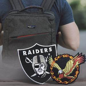 Great Deal On Custom Backpack Patch At Factory Direct Price And No MOQ Request
