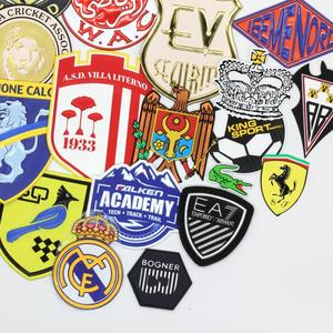 Promotional Emboss Tech Patch Factory Providing All Your Needs About Patches