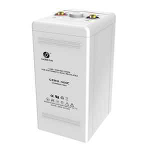 Professional  best GFMU-C Lead Acid Battery manufacturer exporter