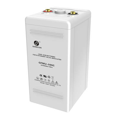 GFMU-C Lead Acid Battery, solar energy storing battery