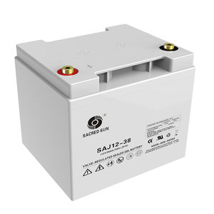 SAJ 6 vlot lead acid battery