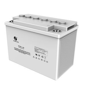 FMJ Lead Acid  solar energy storing Battery