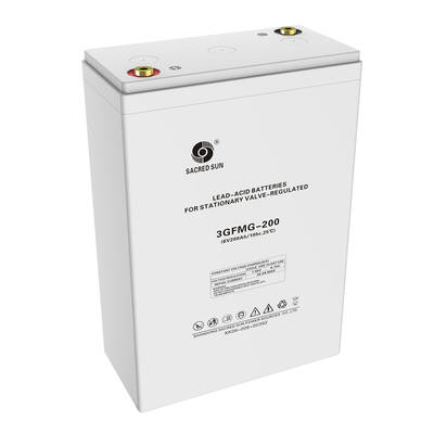 GFMG Series Lead Acid Battery 2 vlot lead acid battery