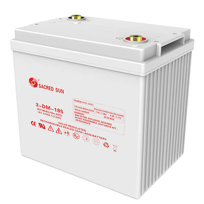 DM Lead Acid Battery, 12 vlot battery
