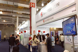 Sacred Sun Showed Energy Storage Solutions at Intersolar South America 2016
