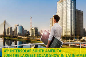 Sacred Sun invites you to attend Intersolar South America 2016