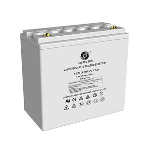 China professional high quality Industrial Lead Acid Battery  manufacturer factory