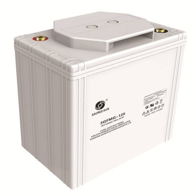 GFMG Lead Acid Battery, 12 volt deep cycle battery