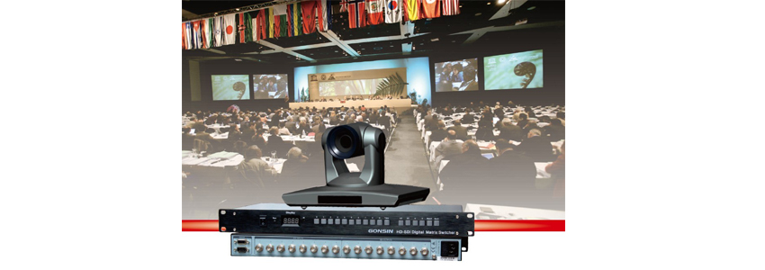 HD Auto Video Tracking System