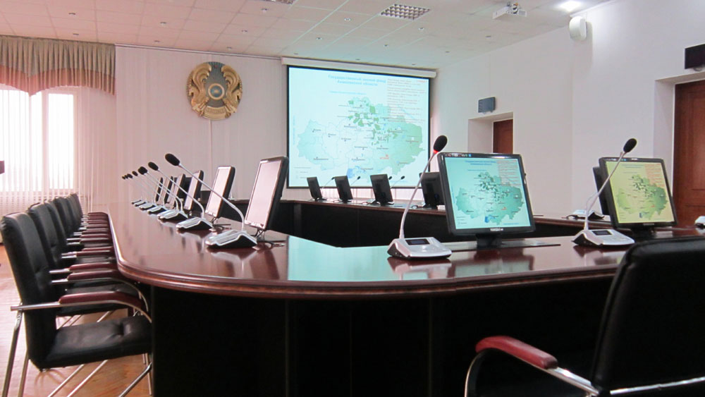 阿克莫拉政府,哈萨克斯坦