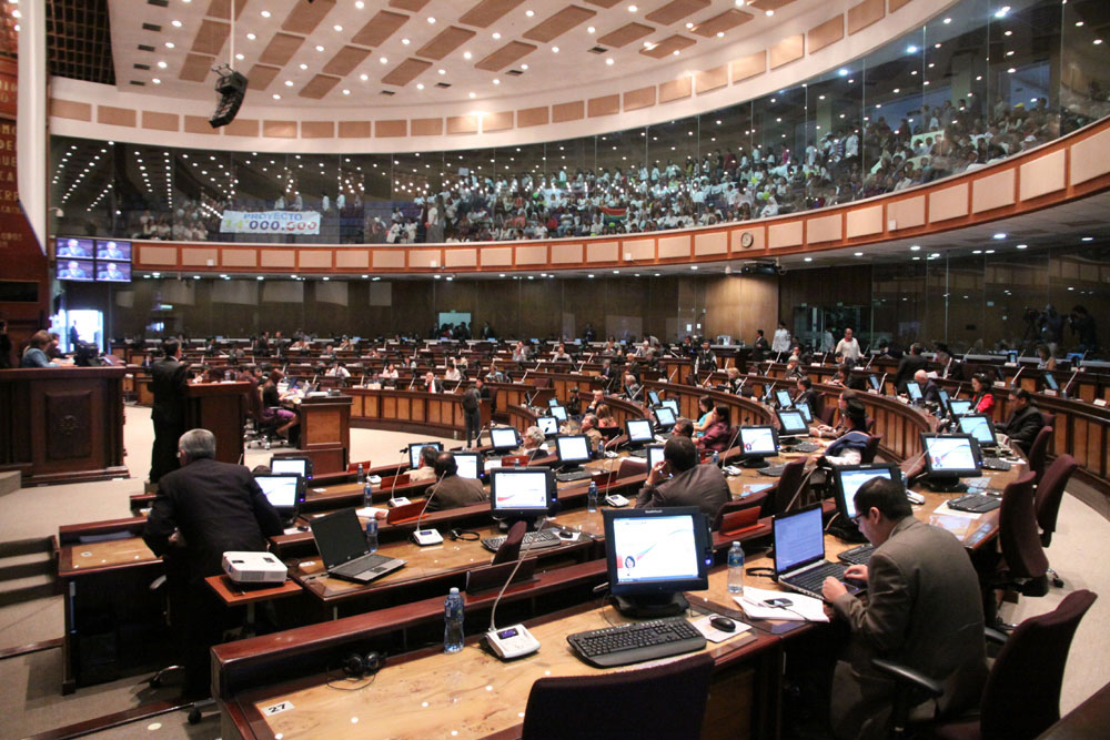 National Assembly of the Republic of Educador