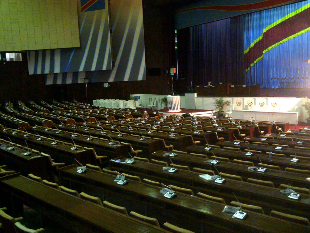 Parliament of Congo