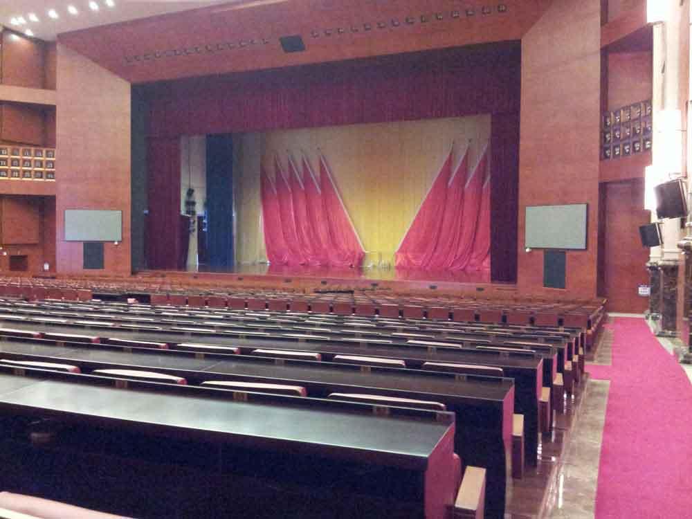 广东省茂名国际会议中心大会堂