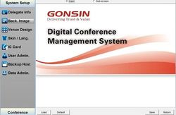Conference Management Software
