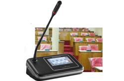 DCS-1022-W  三频无线台式基础讨论系统