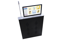 Paperless Conference System-LCD Screen Lifter