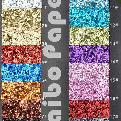 Glitter paper EF024