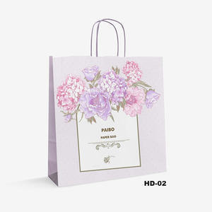 paper shopping bag HD-2