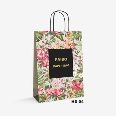 flower paper bag HD-4
