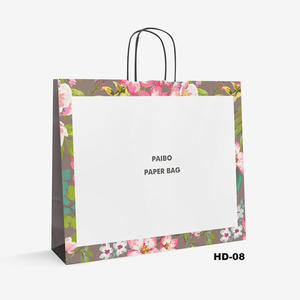kraft shopping bag HD-8