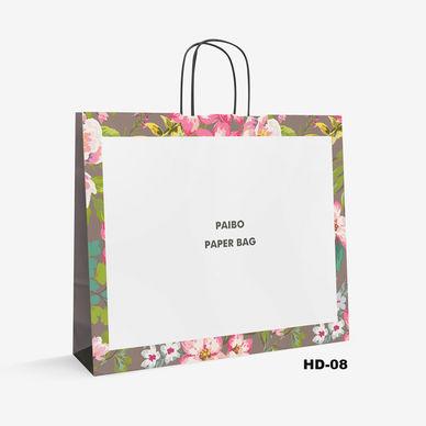 kraft shopping bag HD-8