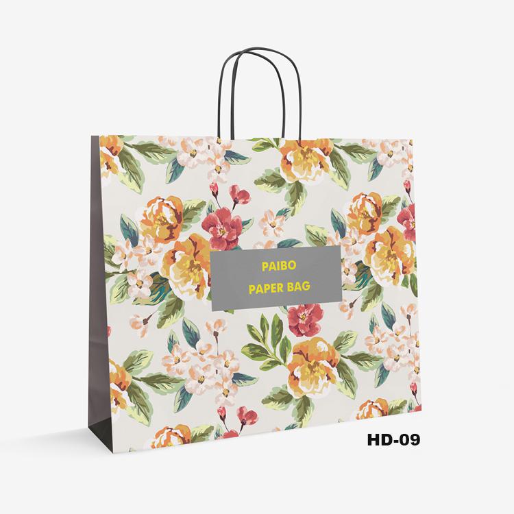 Brown Kraft paper Bag Customize Kraft paper bag White Kraft paper Bag Personalized White Kraft Paper Bag Personalized Kraft paper bag OEM Kraft paper bag