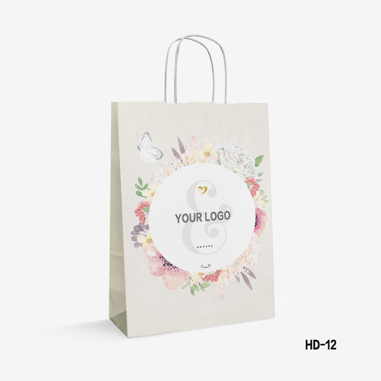 Customize Kraft paper bag