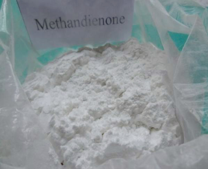 Muscle Building Steroid Powder Dianabol / Metandienone CAS 72-63-9