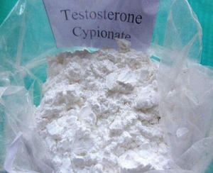 99% Purity Bodybuilding Hormone Testosterone Cypionate Powder CAS 58-20-8