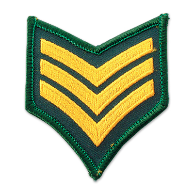 Rank Chevrons