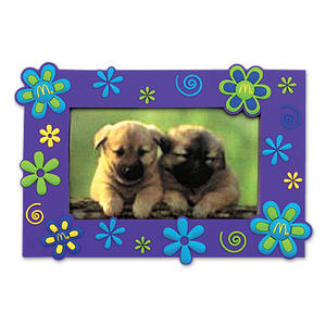 Promotional Custom Rubber / Soft PVC Photo Frames