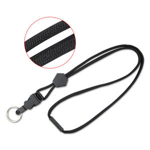 Economical Cord Lanyard with Custom Lanyard Designs