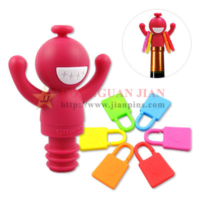 Silicone Wine Accessories
