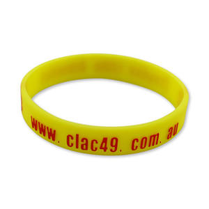 Cheap Custom Silicone Wristbands UK/Bracelet for Events