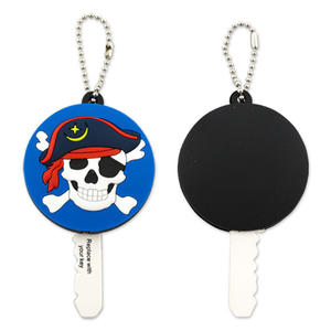 Two Sided OEM Custom Plastic Soft PVC Key Covers